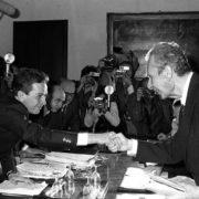 Moro e Berlinguer