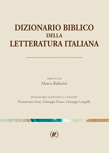 Dizionario biblico letteratura italiana