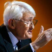Jürgen Habmeras 90 anni