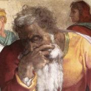 Geremia. Testo ebraico masoretico
