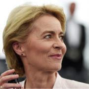 Europa, Commissione europea, Ursula Von der Leyen