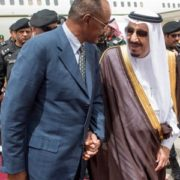 Rapportiu con l'Arabia Saudita