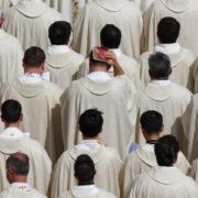 clero in Italia, calo delle vocazioni