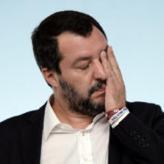 Salvini, Open Arms