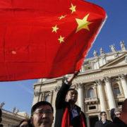 Cina, Hong Kong, Chiesa in Cina, Accordo Santa Sede-Cina