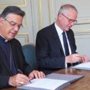 Protocollo d'intesa fra diocesi di Parigi e Procura della Repubblica Francese