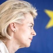 Commissione europea, Ursula van der Leyen