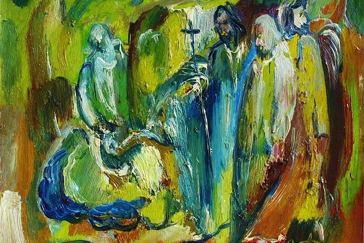 la fede di giovanni battista