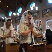 Giappone, papa Francesco, Chiesa giapponese