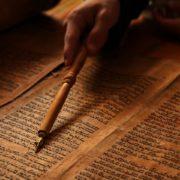 Bibbia letta da rabbino