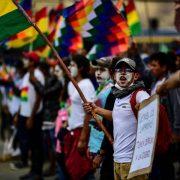 situazione politica in bolivia