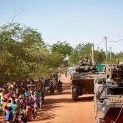 Lettera dal Burkina Faso