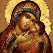 trovarono Maria e Giuseppe e il bambino
