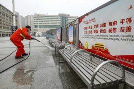China under siege