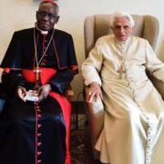 Joseph Ratzinger e Robert Sarah