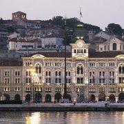 Rotta balcanica Trieste