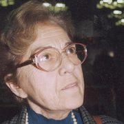 morte di Maria Vingiani