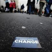 America wants drastic change