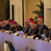 Apertura convegno CEI di Bari sul Mediterraneo