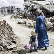 10 anni guerra siria