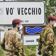 Paesi in quarantena in Veneto