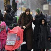 musulmani solidali col paese