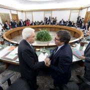 caos magistratura italiana