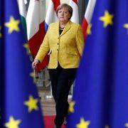 UE presidenza tedesca